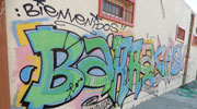 Grafitti Barracas